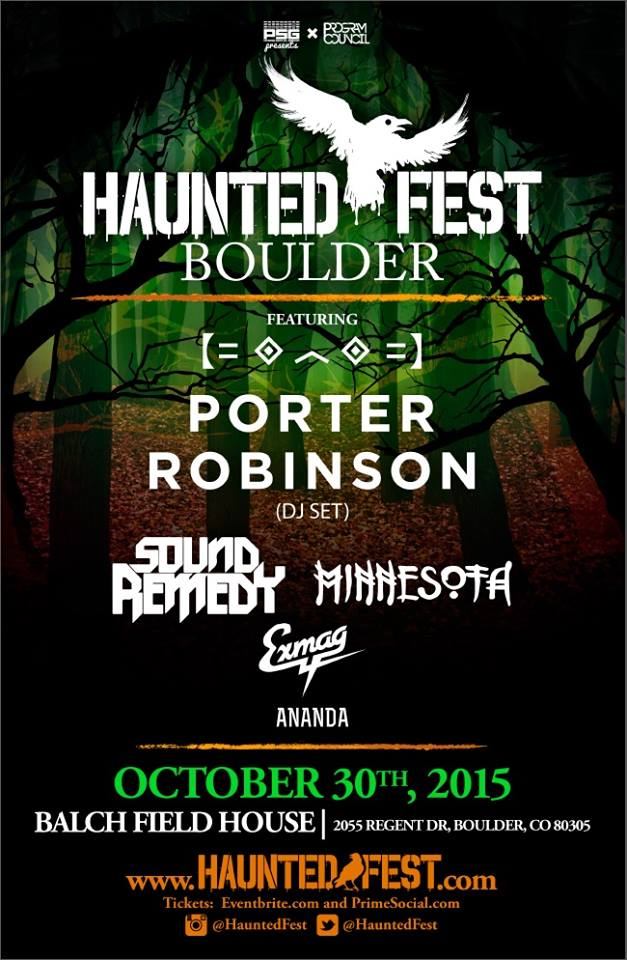 Haunted Fest Rage Time.