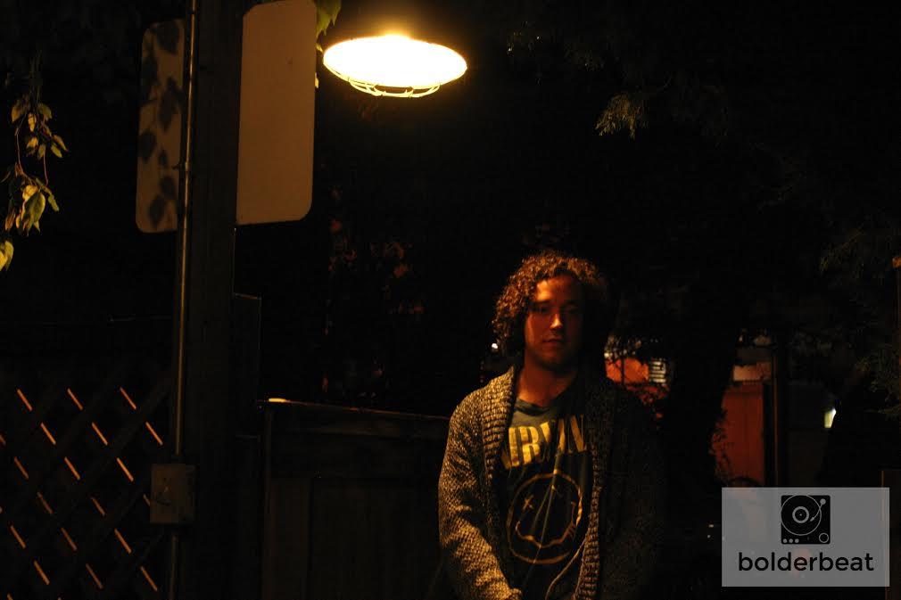Boulder-based musician Ben Hanna.