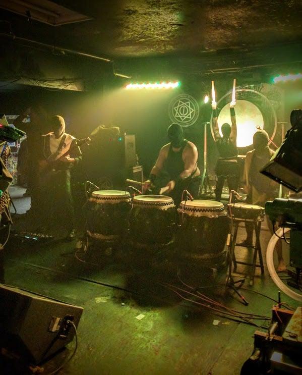 Drums. Photo Credit: Patrick Anderson