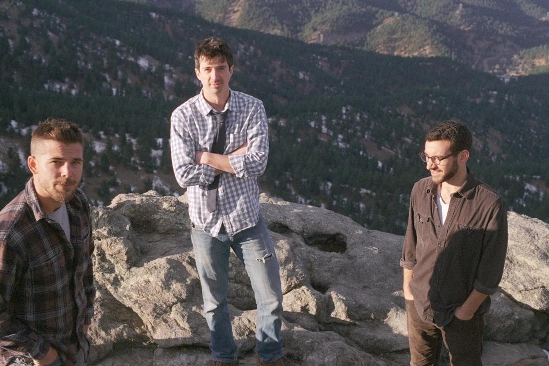 Nicholas Pappas, Samson Sherman, and Kyle Donovan of Miles Wide.