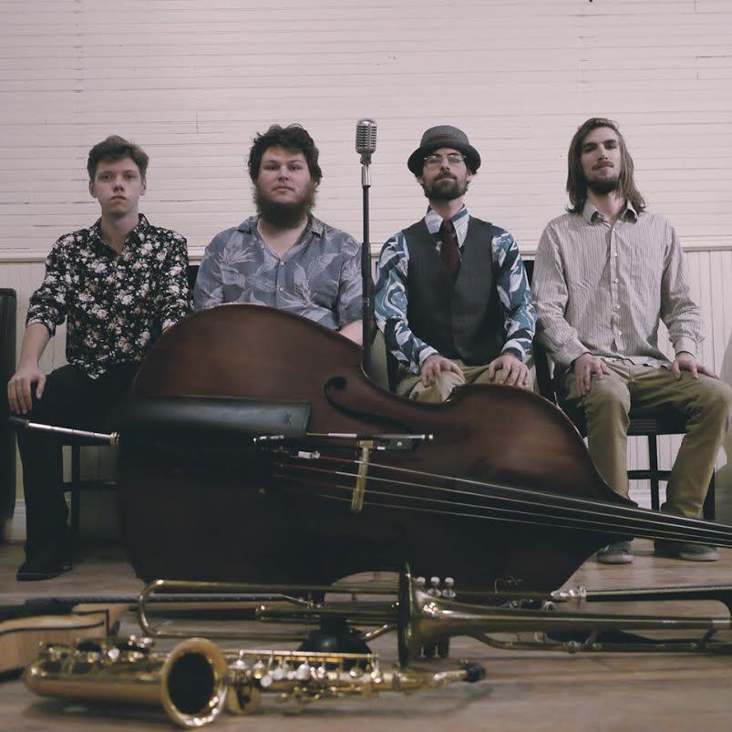 The Jeremy Mohney Quartet.