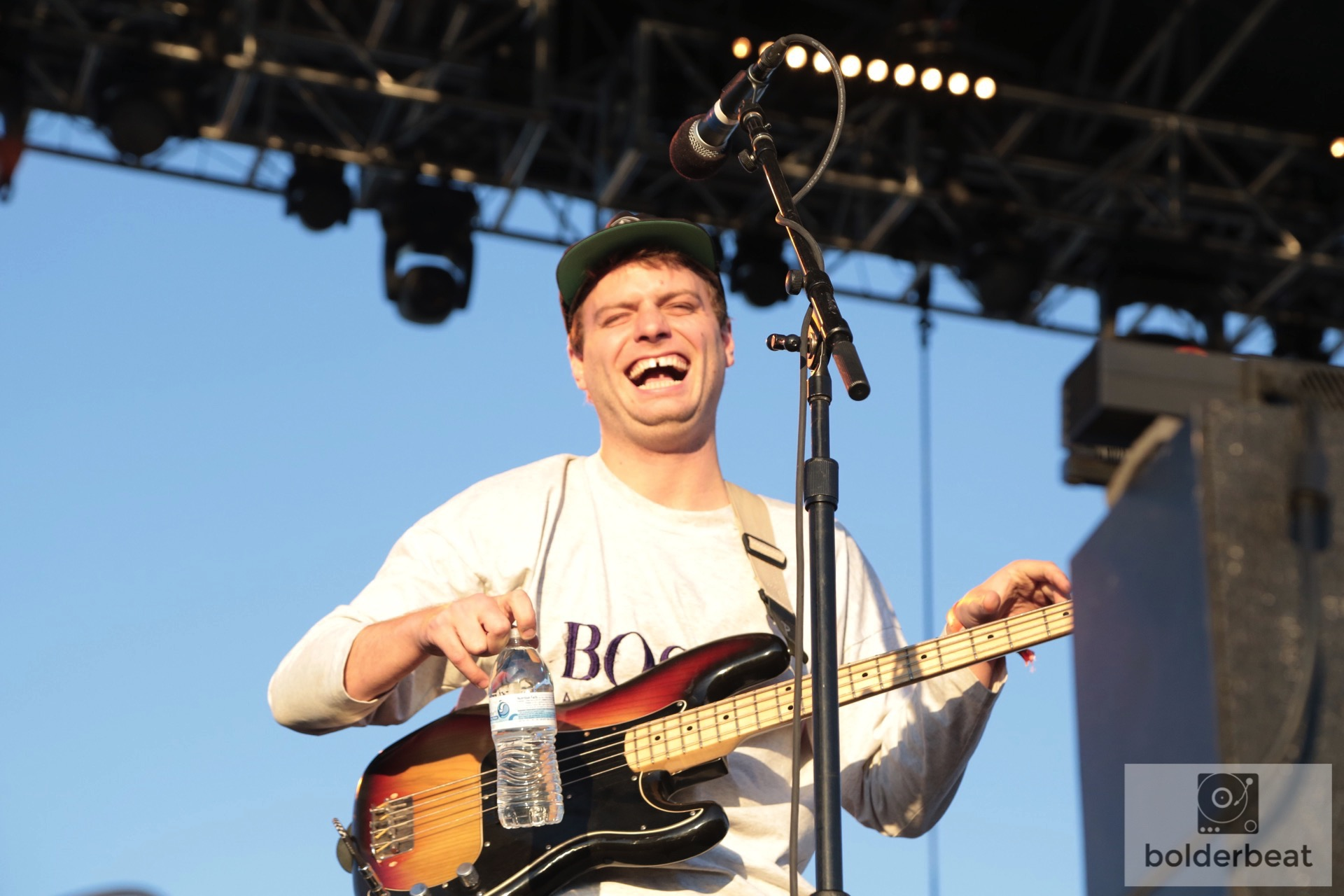 Windy or not, Mac Demarco had a good time The Gorge.