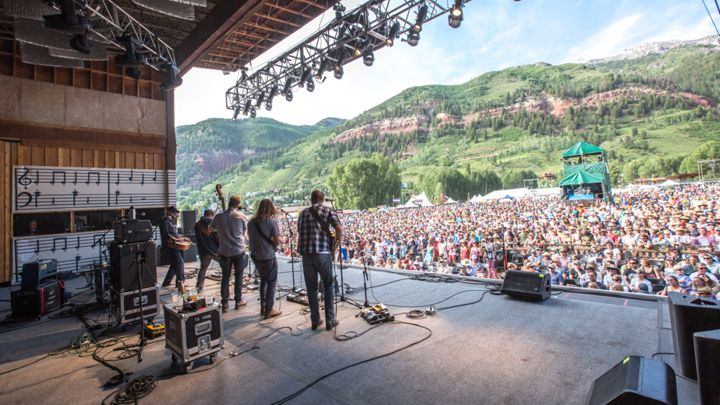Telluride's Bluegrass Festival has been a massive success for 43 years.