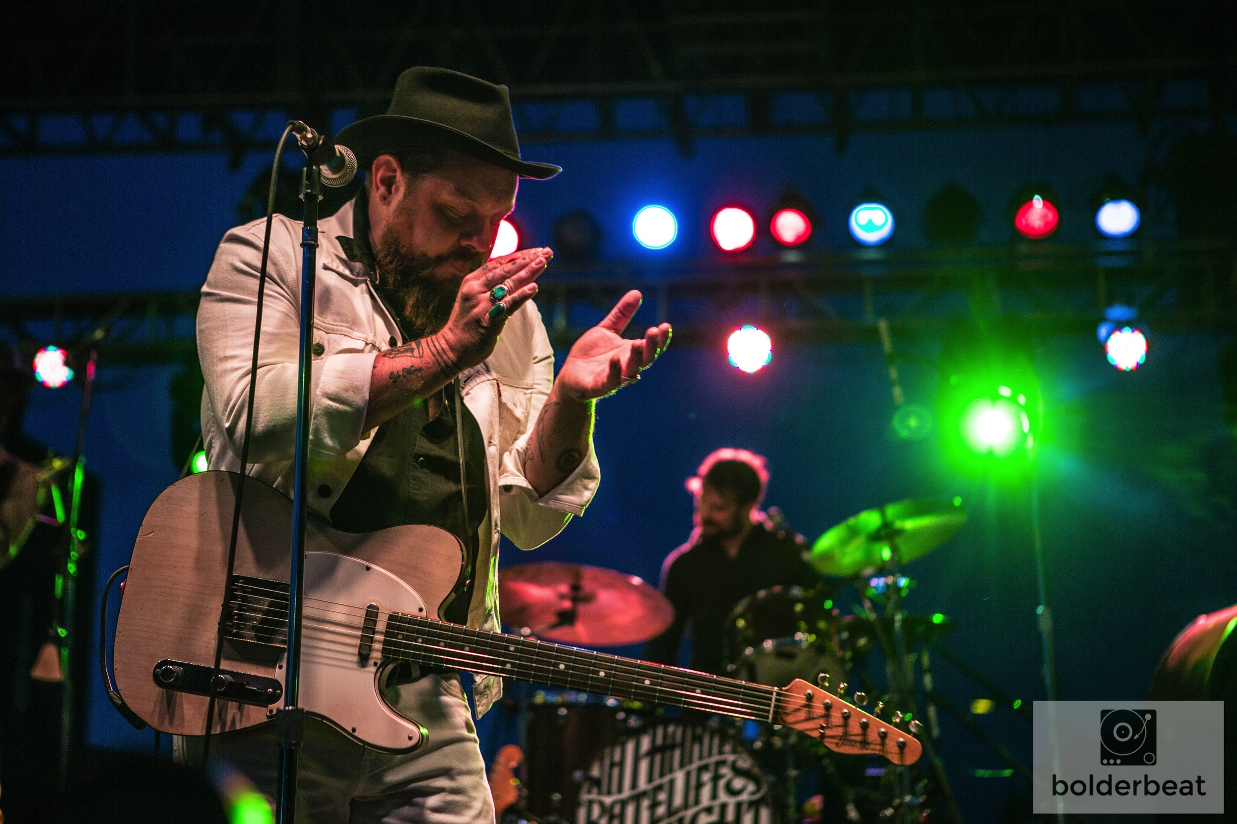 Nathaniel Rateliff & The Nightsweats at Denver's Project Pabst.