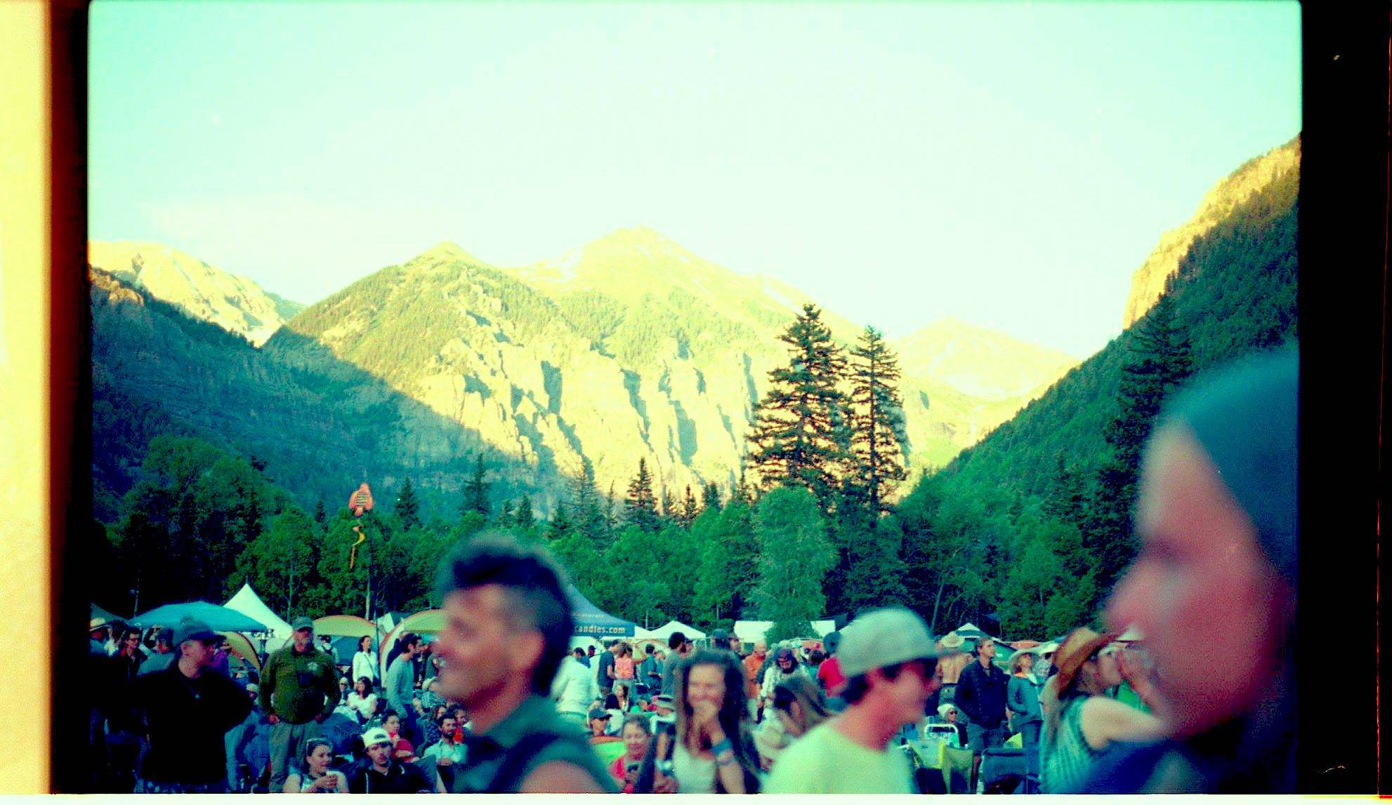 Telluride Bluegrass Festival: Magic Vibes.
