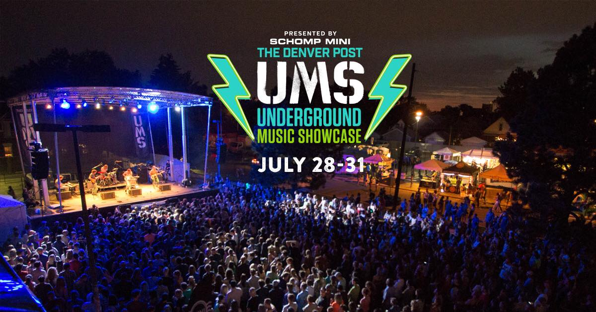 Denver's UMS is coming up fast!