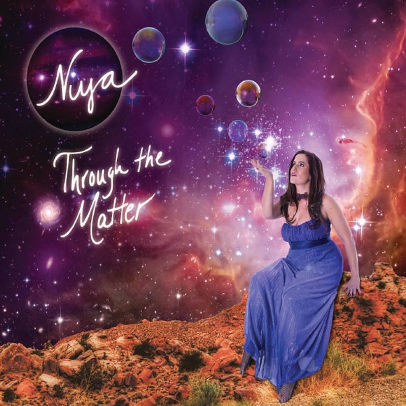 Album artwork for  Through the Matter .
