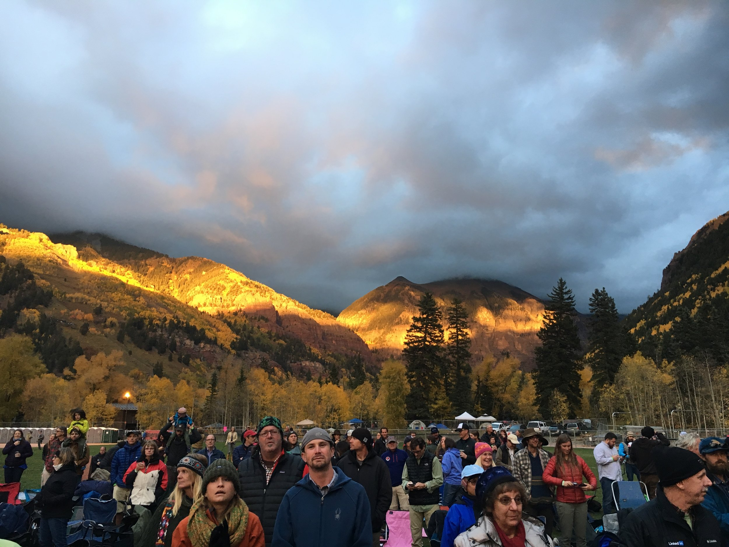 Telluride's Heart of Gold.
