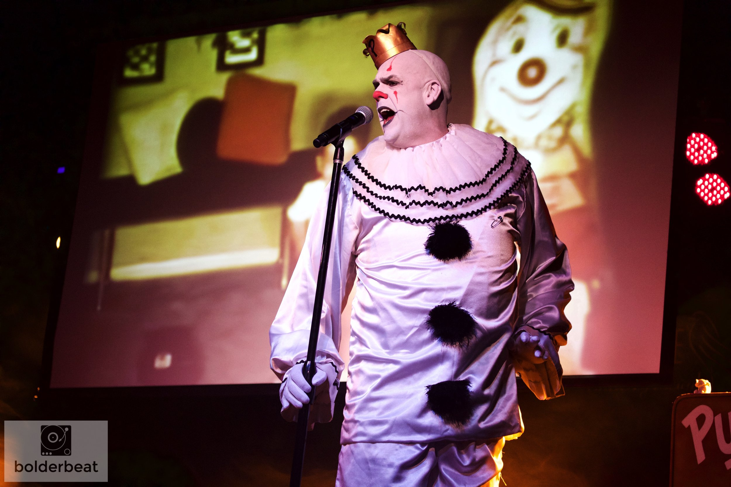 Puddles Pity Party. Photo Credit:   Sierra Voss