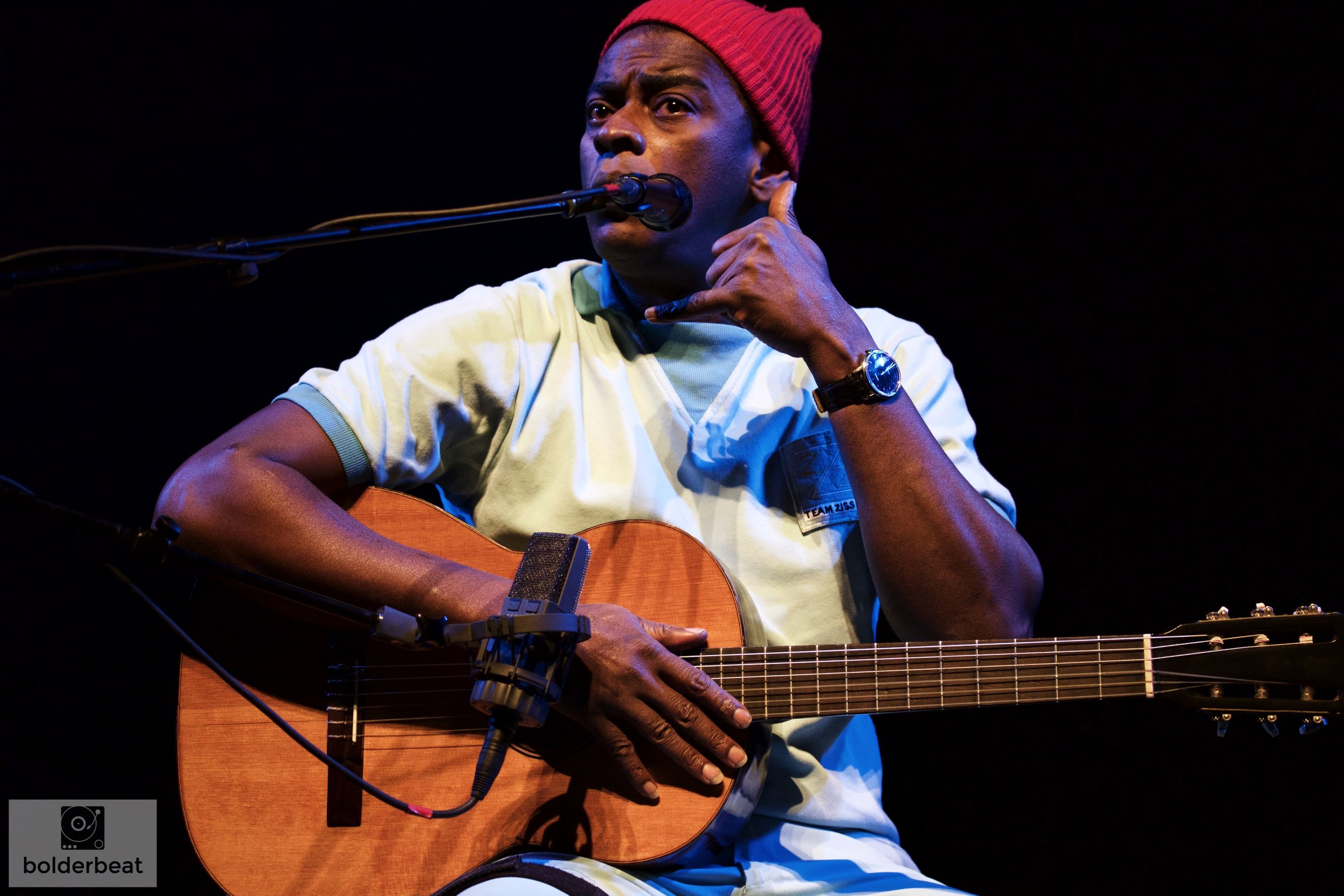 Seu Jorge. Photo Credit:   Sierra Voss