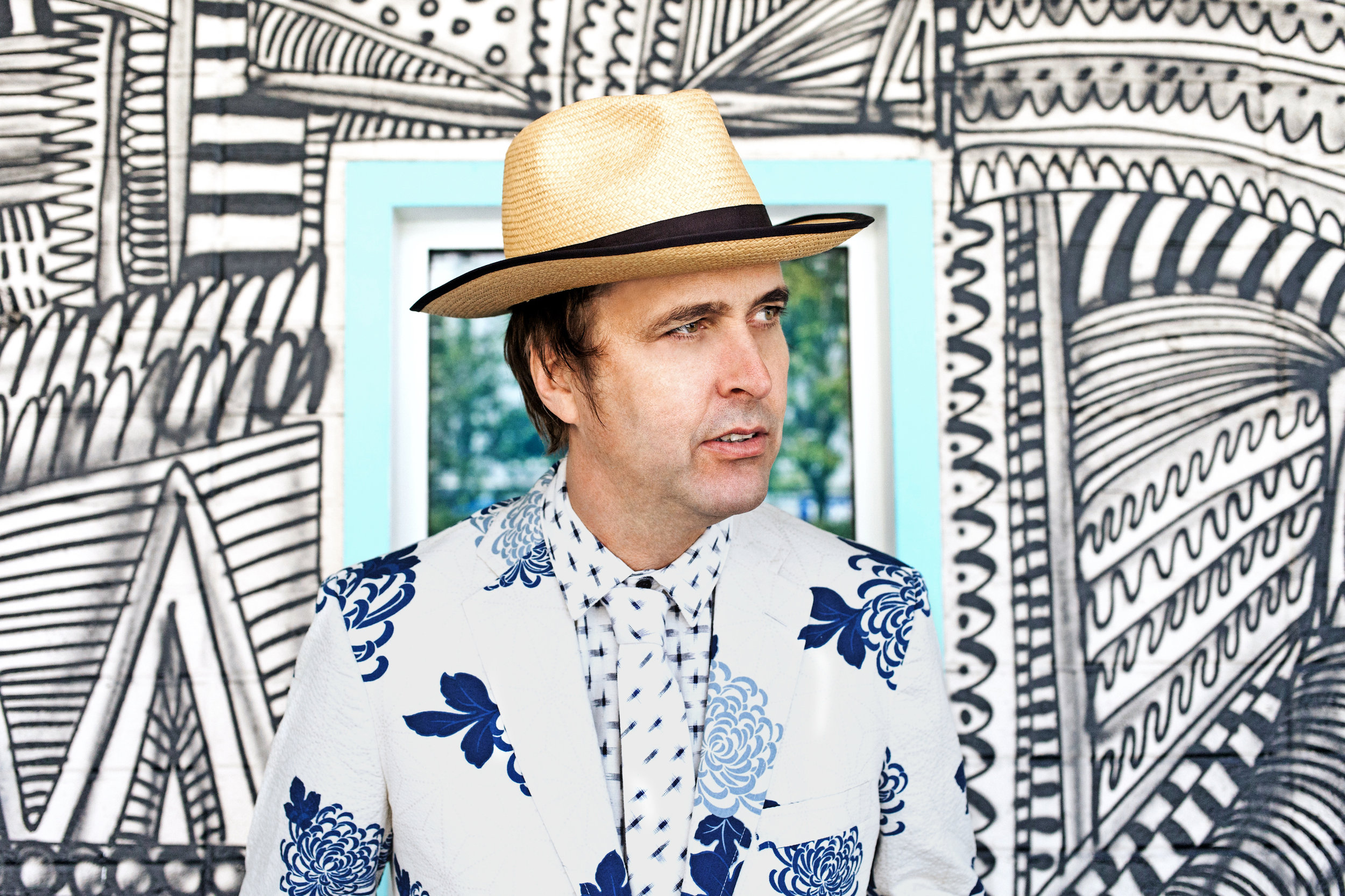 Chuck Prophet. Photo Credit: Karen Doolittle