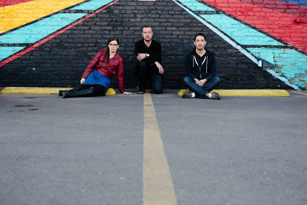 Jamie, Andrew, & Sam.