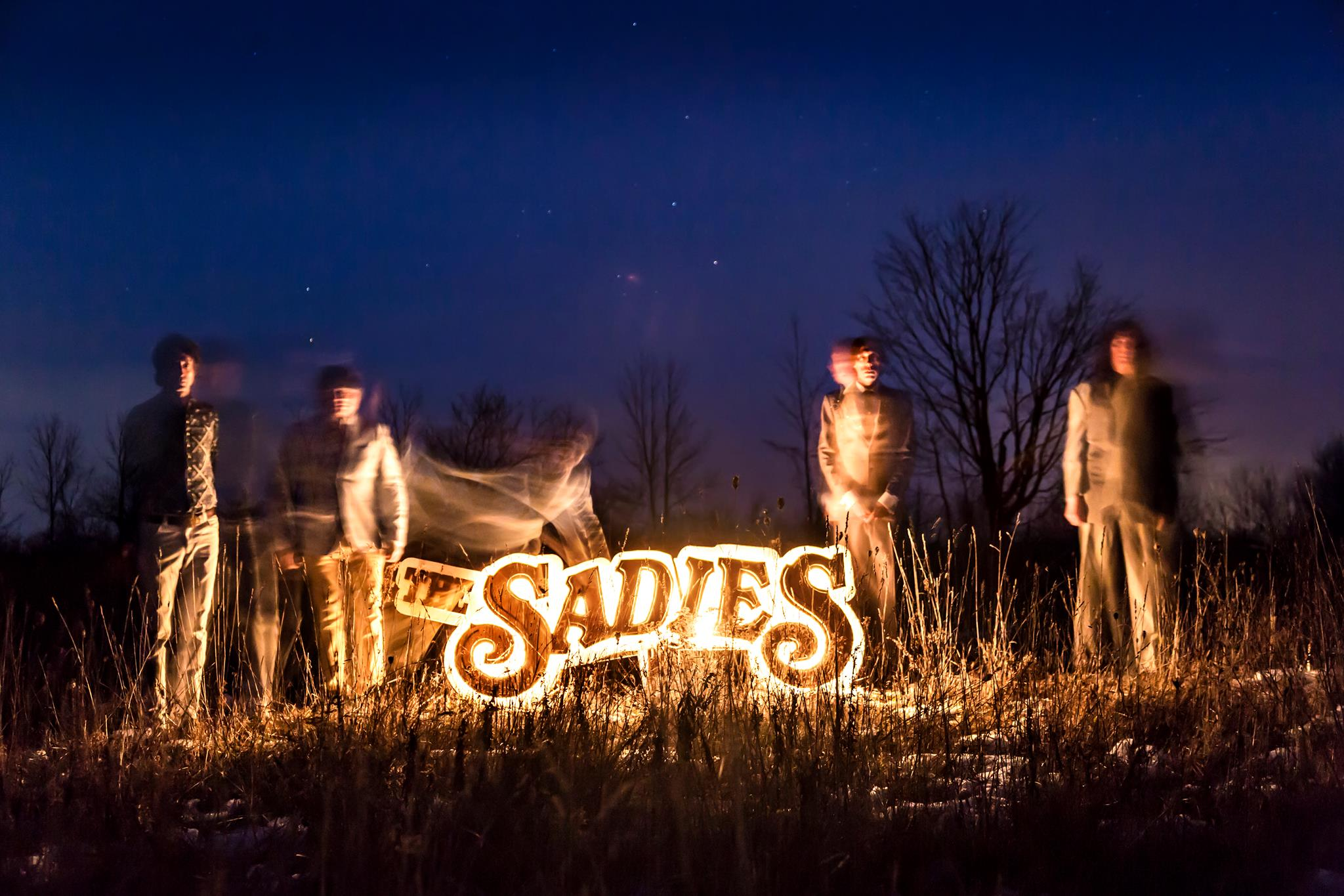 The Sadies. Photo Credit:  Heather Pollock Photography
