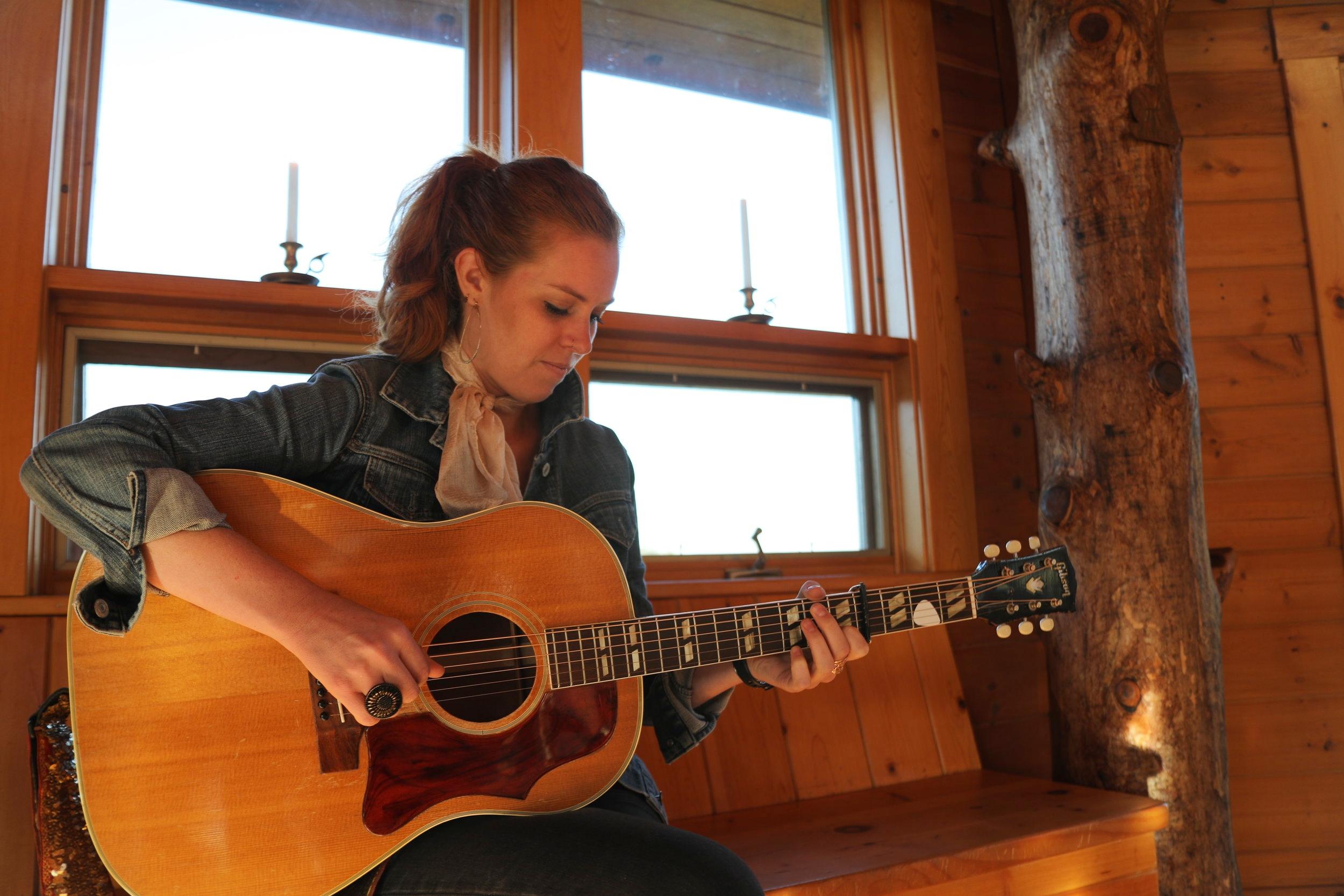 Megan Burtt.