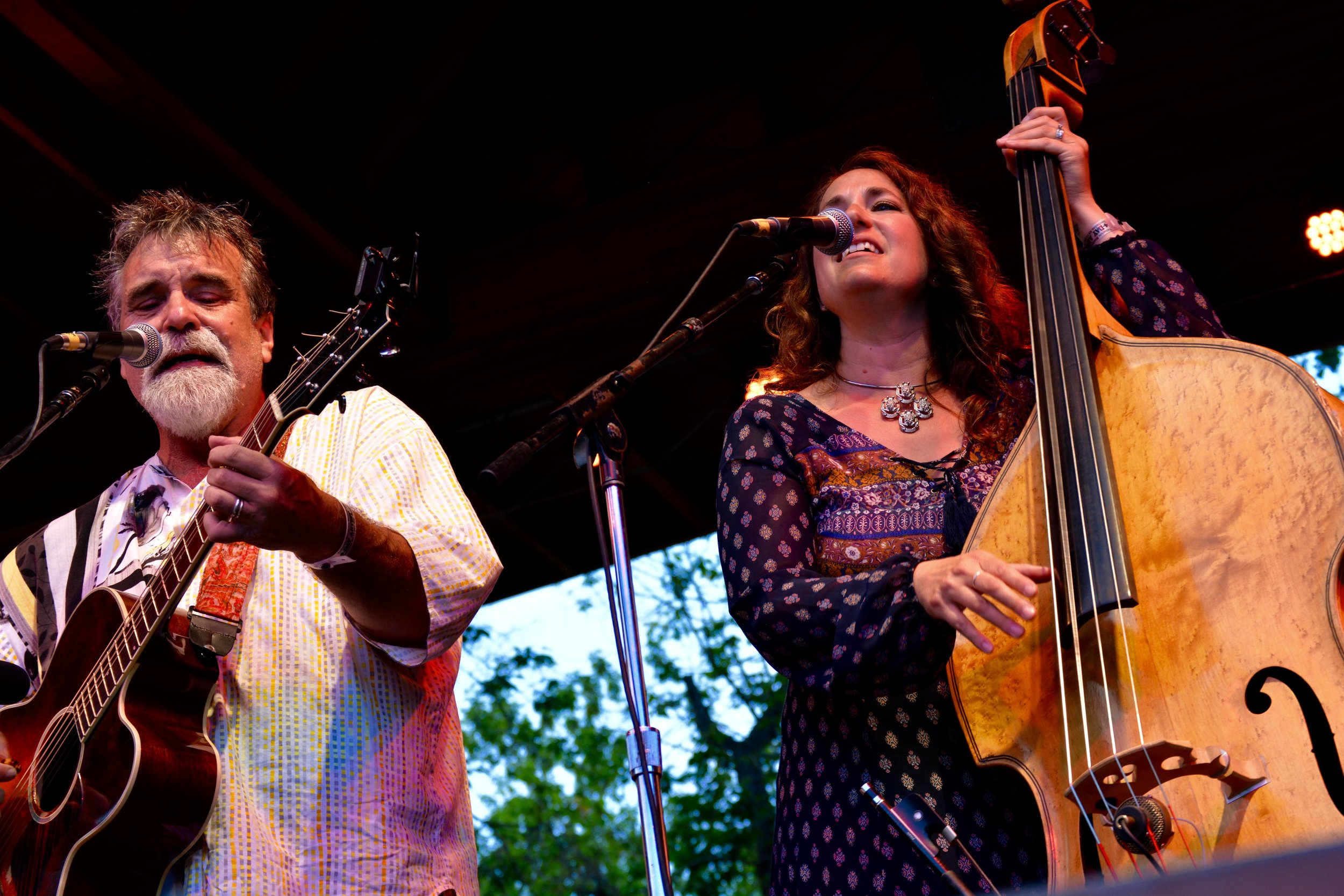 Darrell Scott Bluegrass Band played tunes from the new album Couchville Sessions .jpg