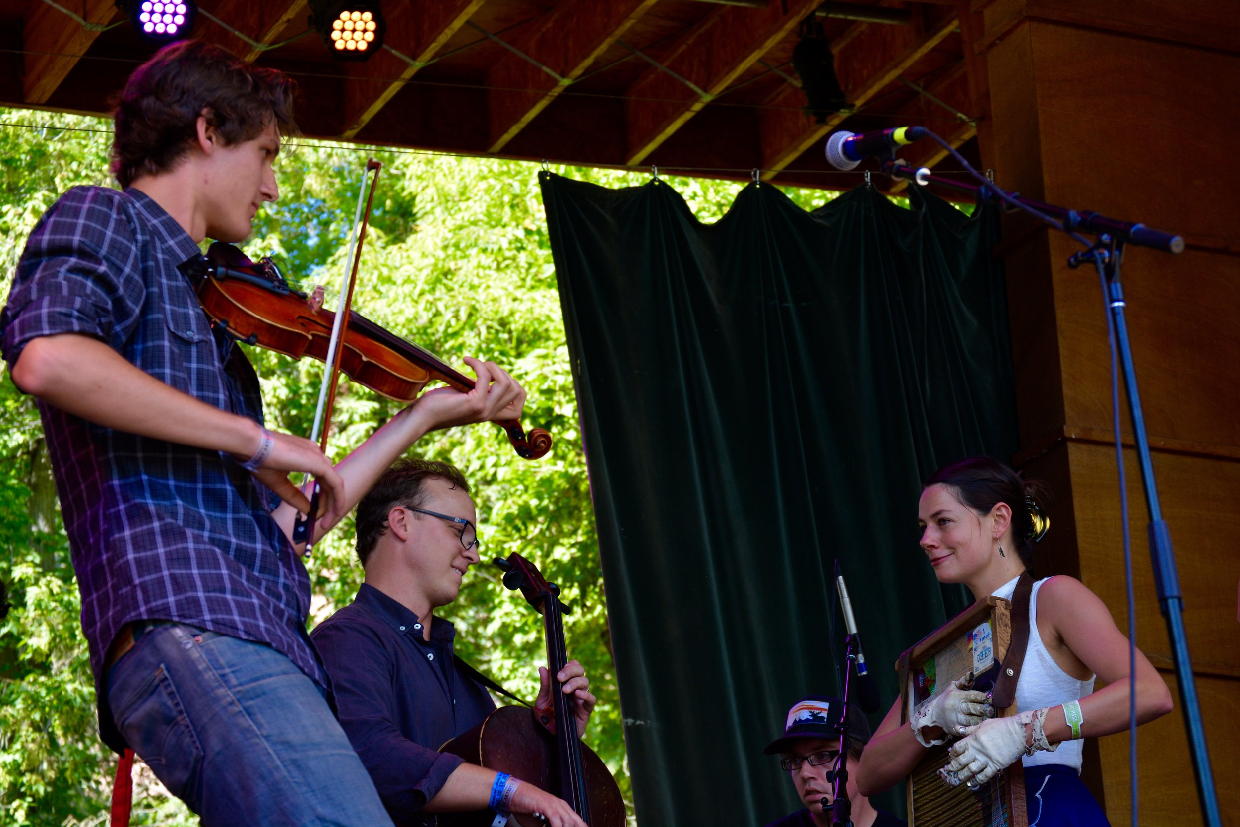 Ben Sollee _ Kentucky Native, featuring the 2017 Rockygrass fiddle champion Julien Pinelli (Asheville, NC) and joined by Bonnie Paine of Elephant Revival.jpg