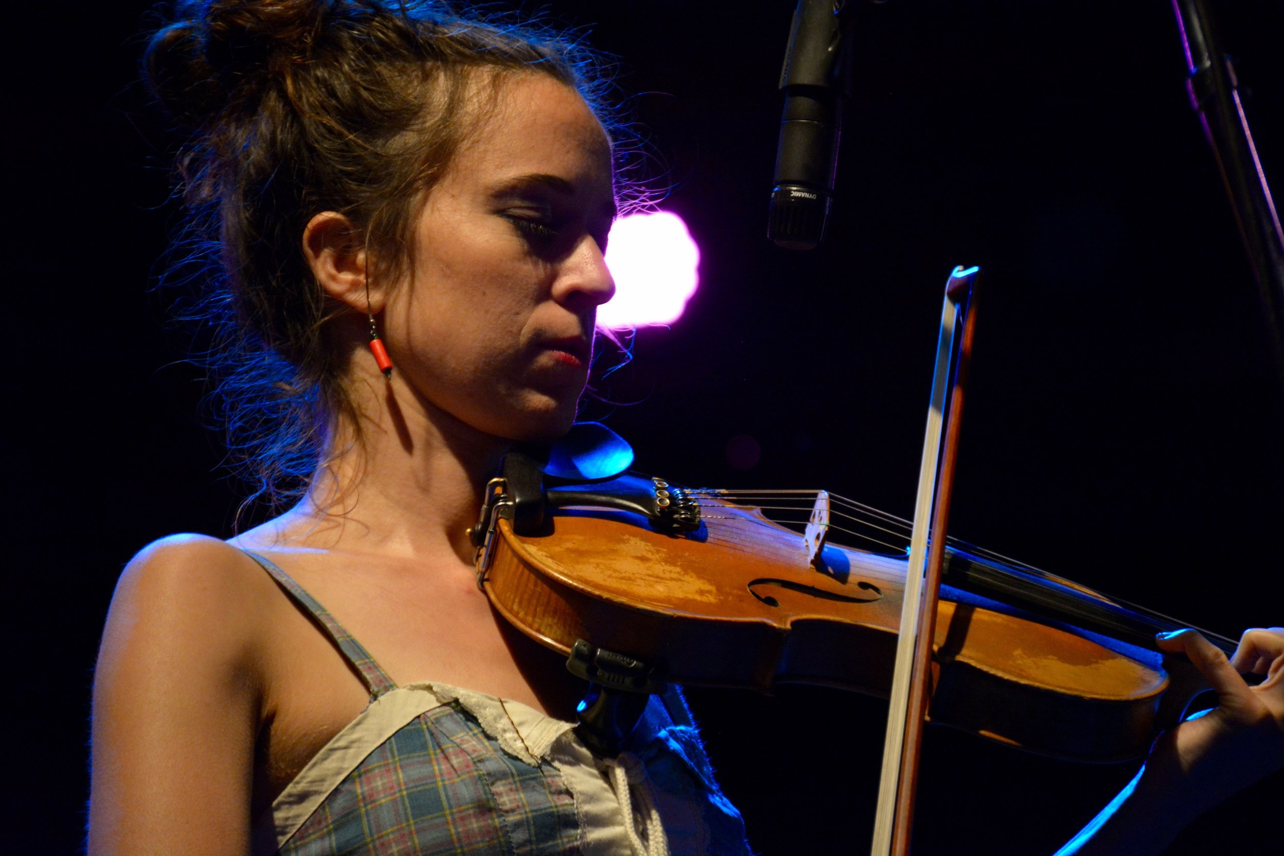 Brittany Haas with Dave Rawlings Machine.jpg