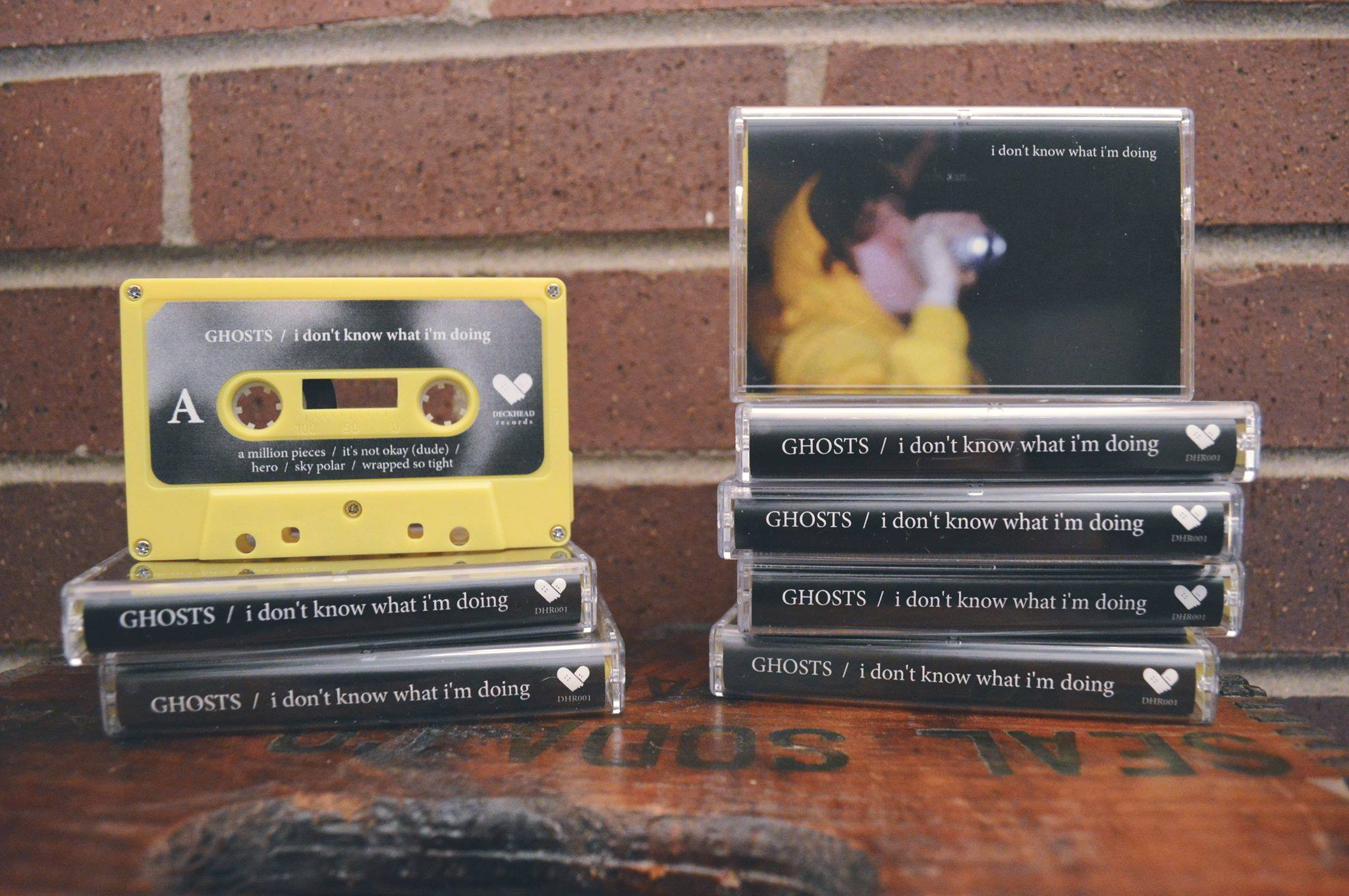 Deckhead's first tape release.