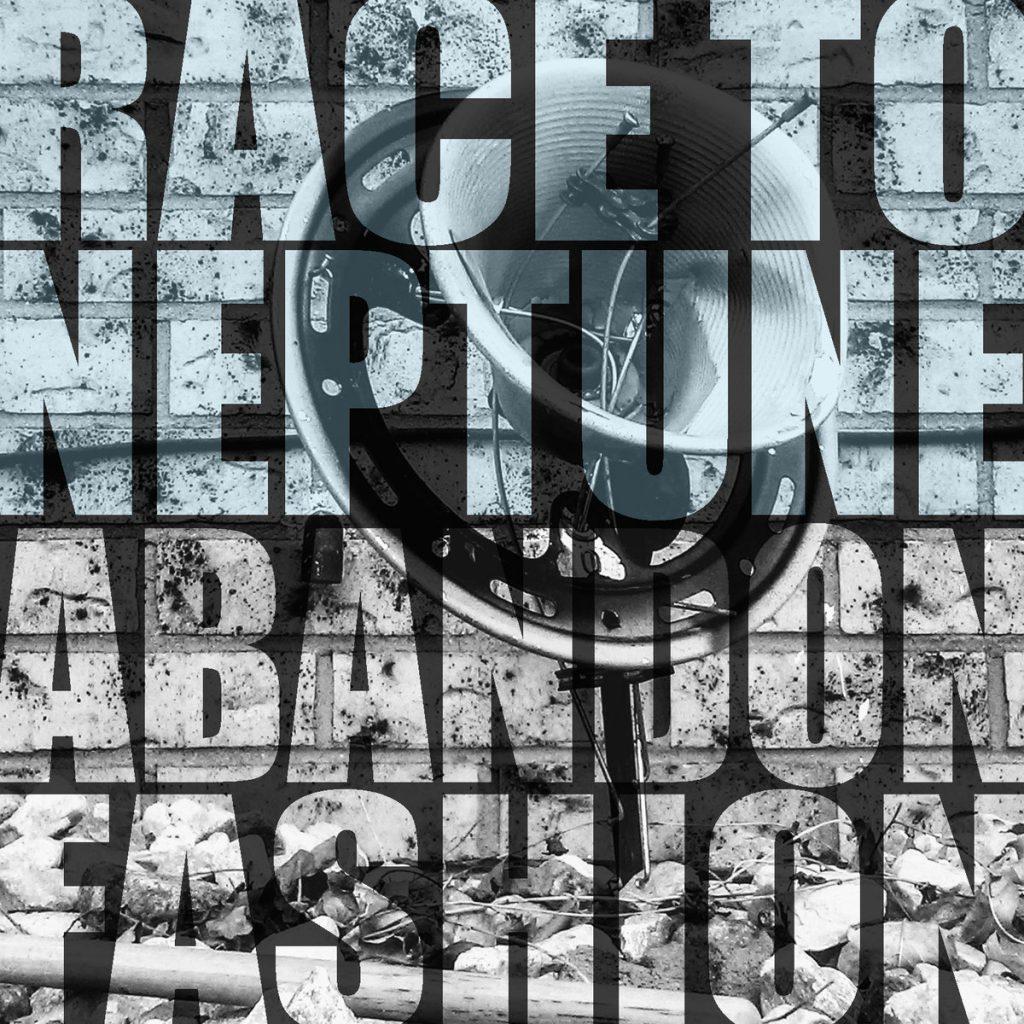 The album artwork for  Abandon Fashion .