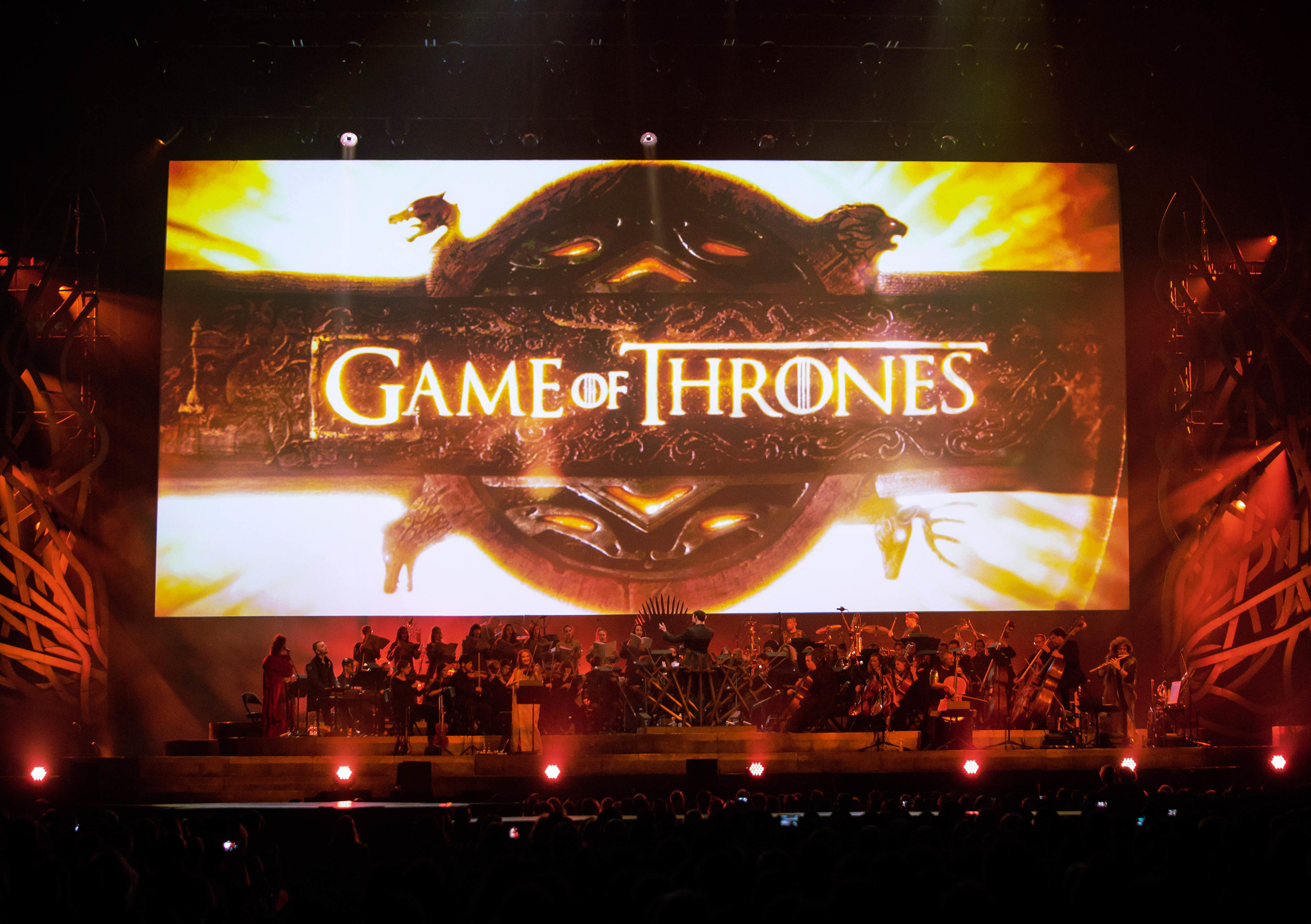 Game of Thrones' Brought Its Incredible Live-Concert