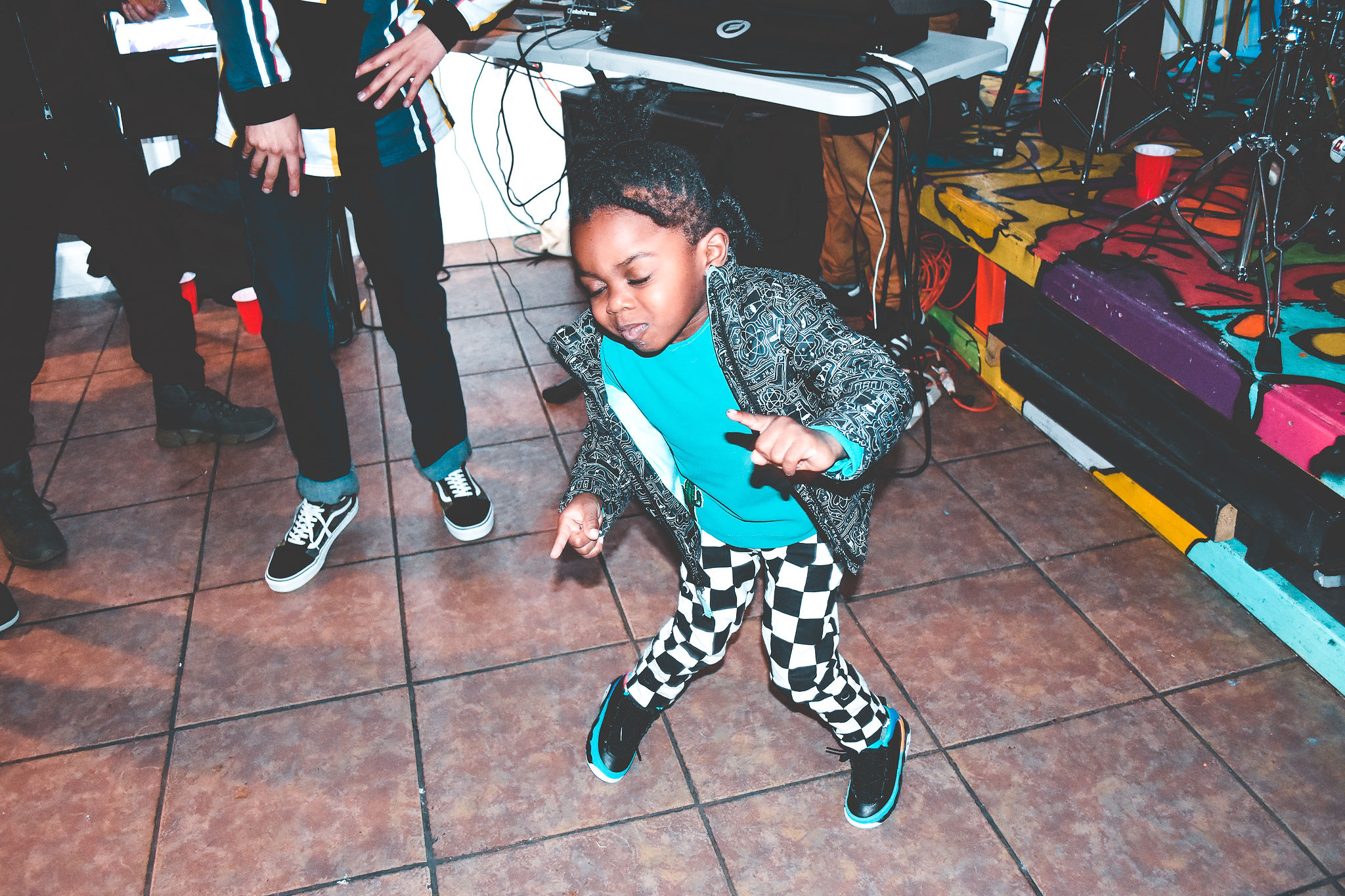 Dancing to    DR3AM CA$T    by    Ana White Photography  .