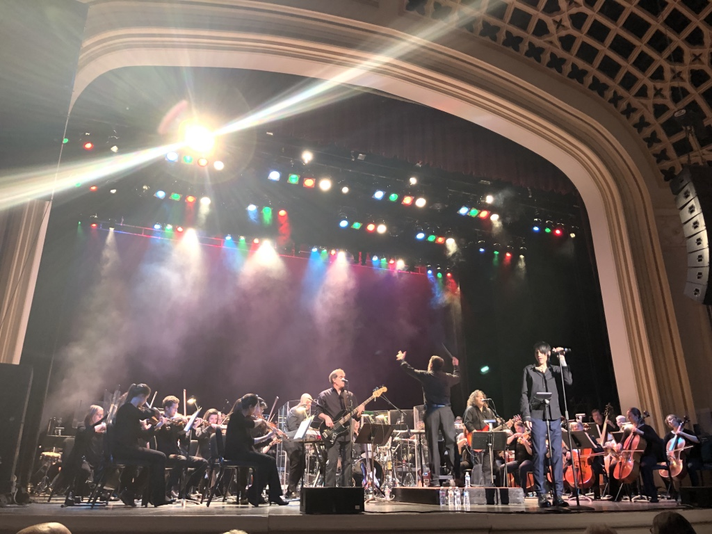 Vincent & the Boulder Philharmonic Orchestra. Photo Credit: Amy Rune Carlson