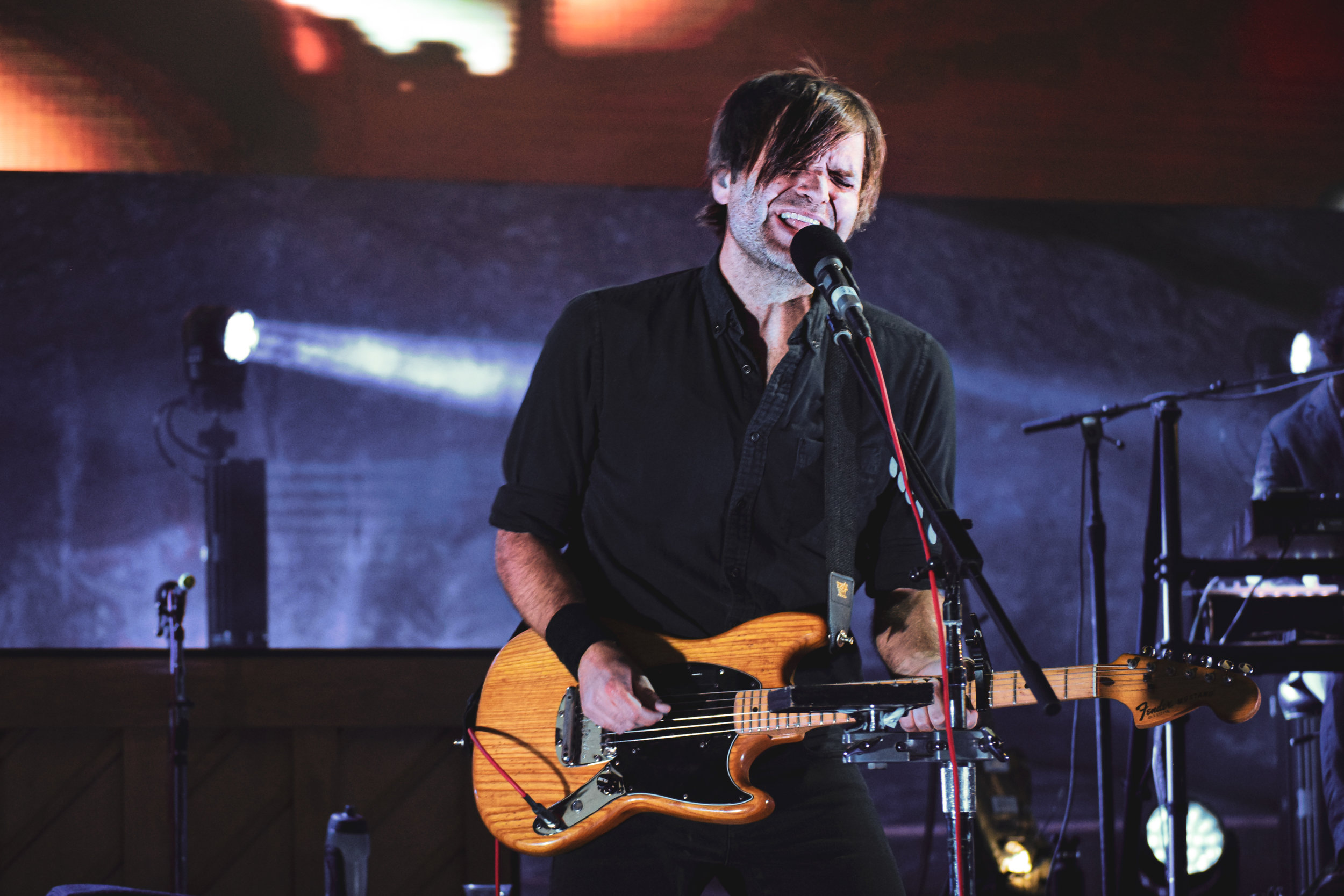 Death Cab for Cutie. Photo Credit:   Courtney Farrell