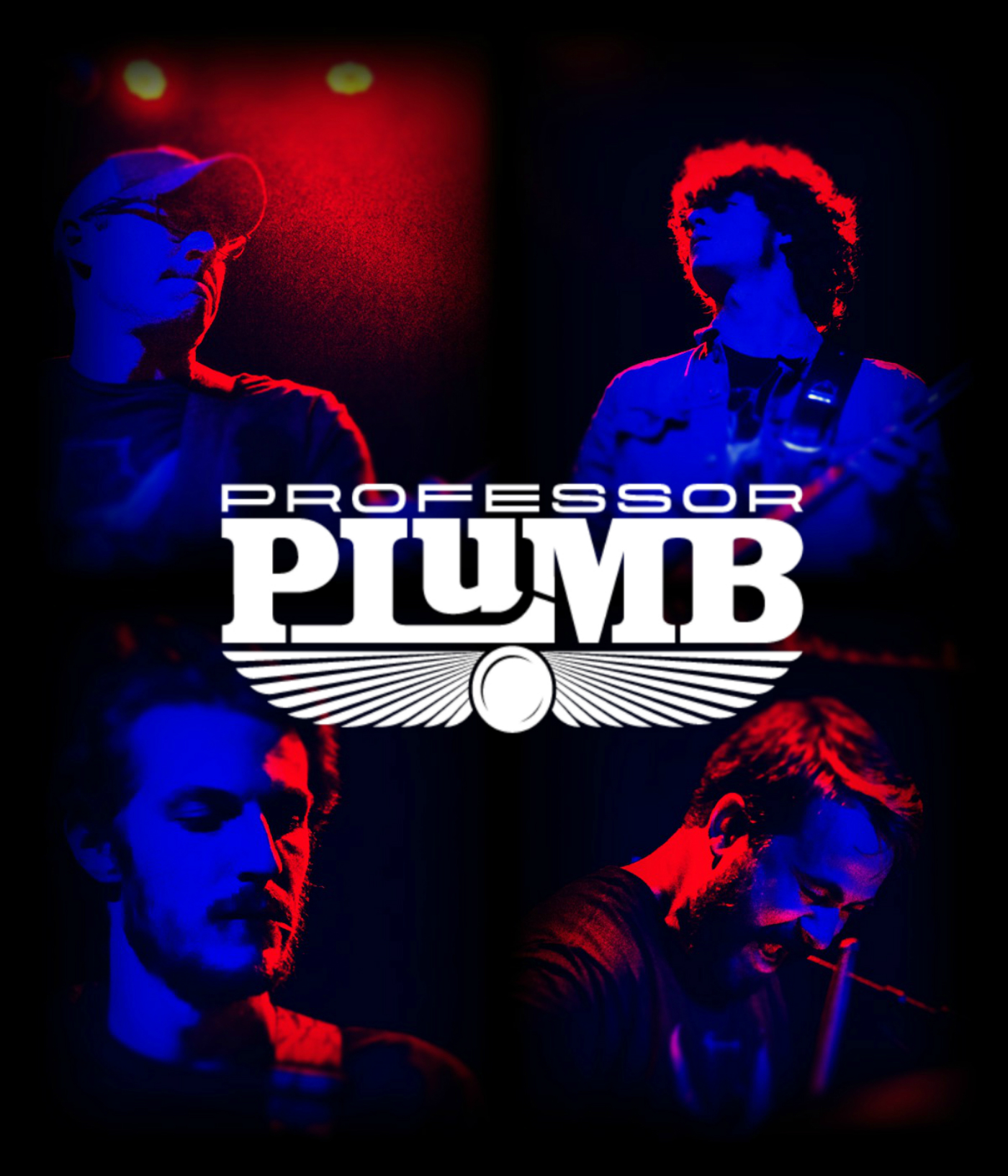 Professor Plumb Band Poster Four Corners Logo Bigger Centered.jpg