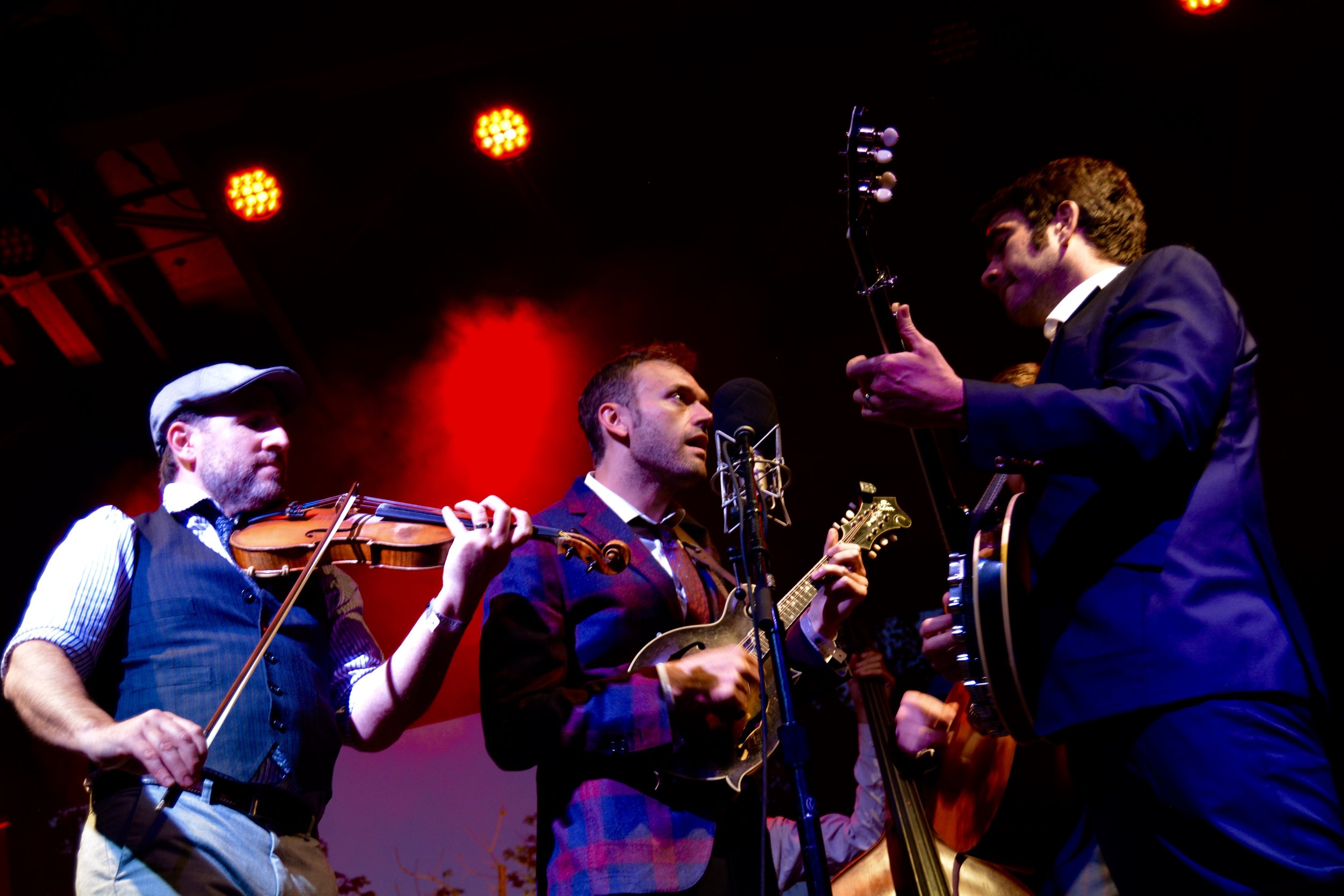 The Punch Brothers.