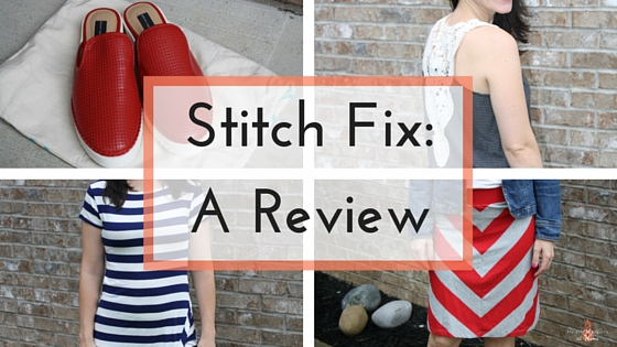 A Stitch Fix Review. #StitchFixReDux #sponsored. Read now or pin for later. - Health Happens at Home