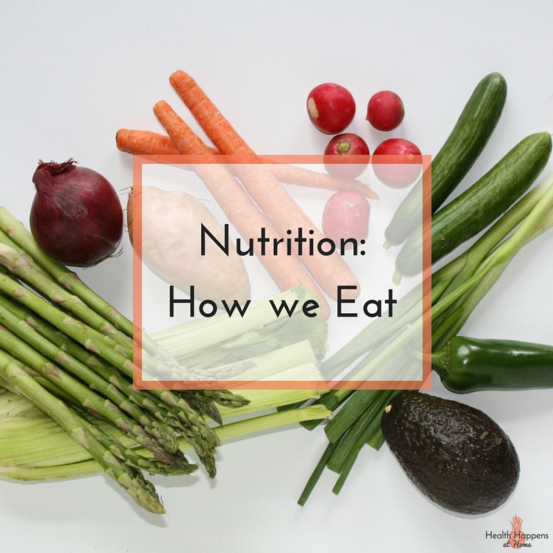 Get some nutrition basics to live lean. Read now or pin for later. - Health Happens at Home
