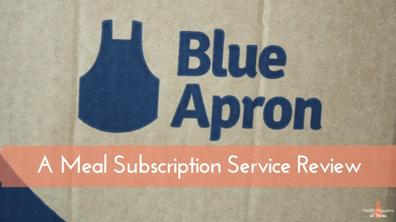 A review of the Blue Apron meal kit service. Read to see if this is the right service for you or PIN for later. - Health Happens at Home
