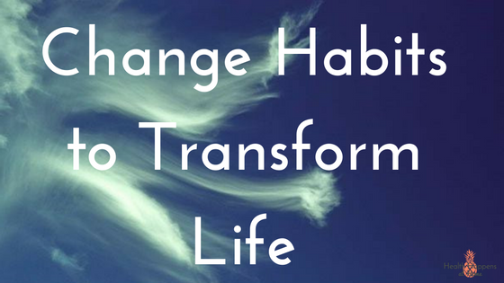 A success story on how one woman transformed her life by changing her habits. Read now or pin for later. - Health Happens at Home