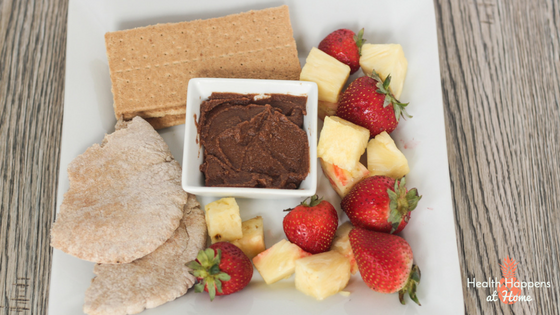 Chocolate Spread. It's delicious and nutritious. Get the recipe here. Read now or pin for later. - Health Happens at Home