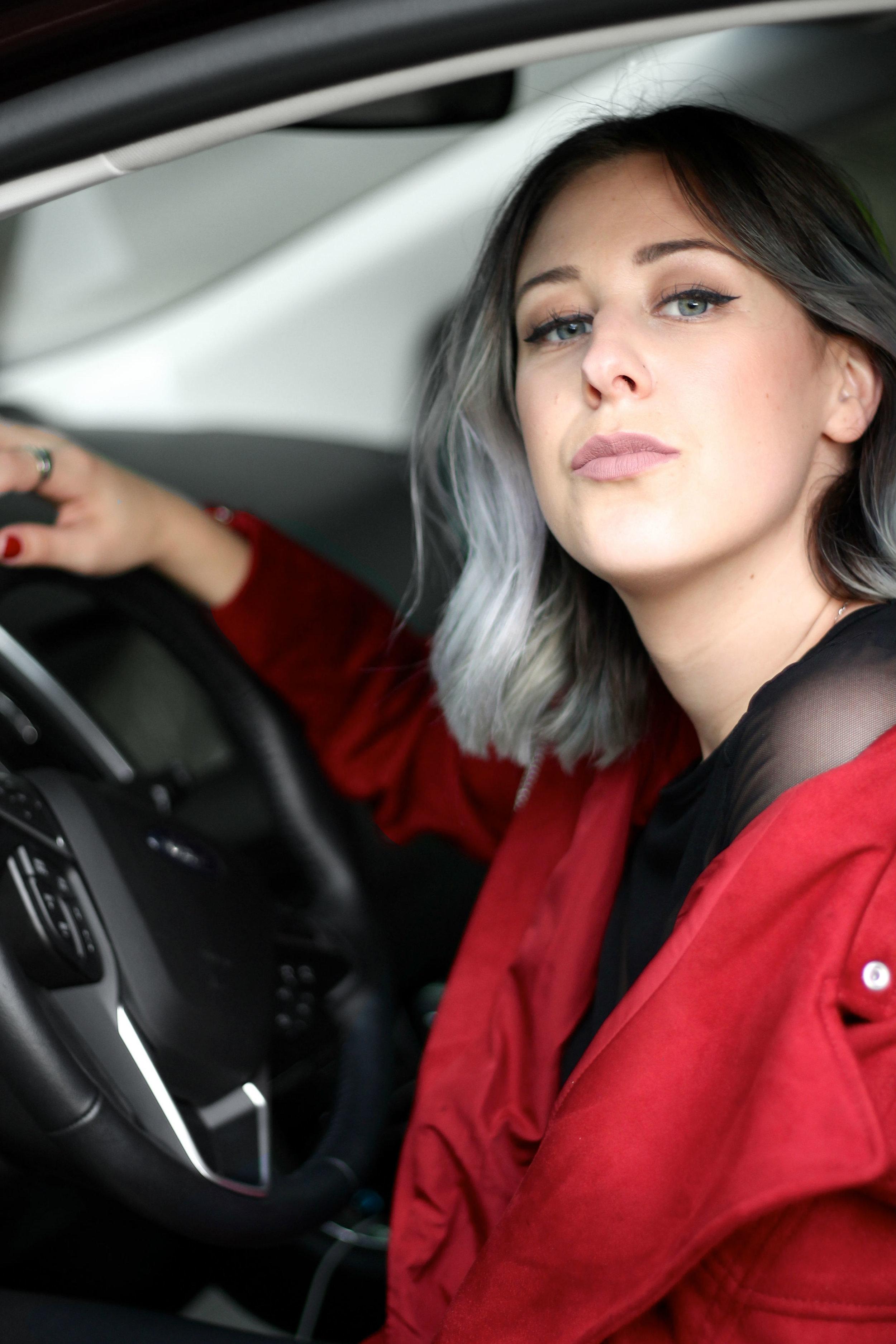 Bratty B works with Ford Edge Canada on a road-trip to Niagara Falls, ON with Elaisha Jade
