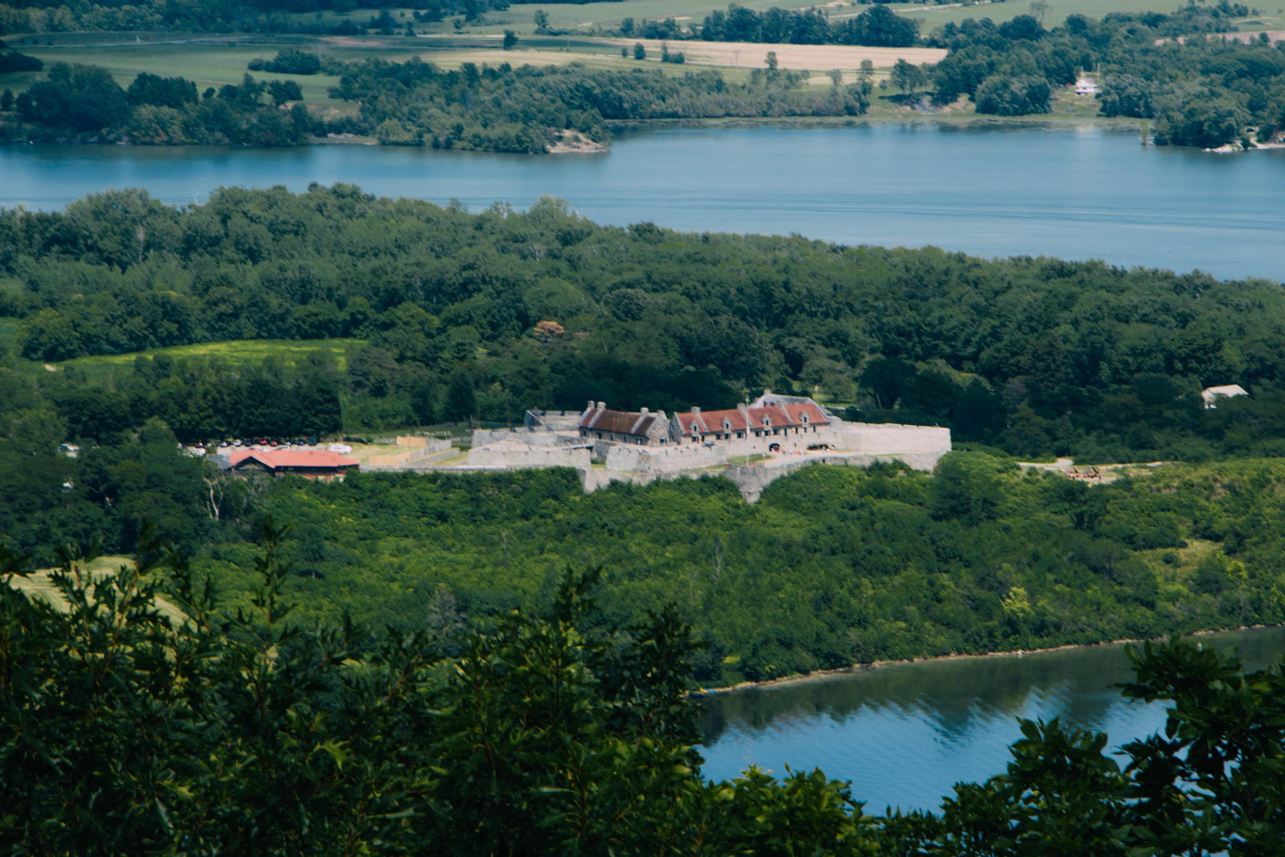 Fort Ticonderoga, 2015