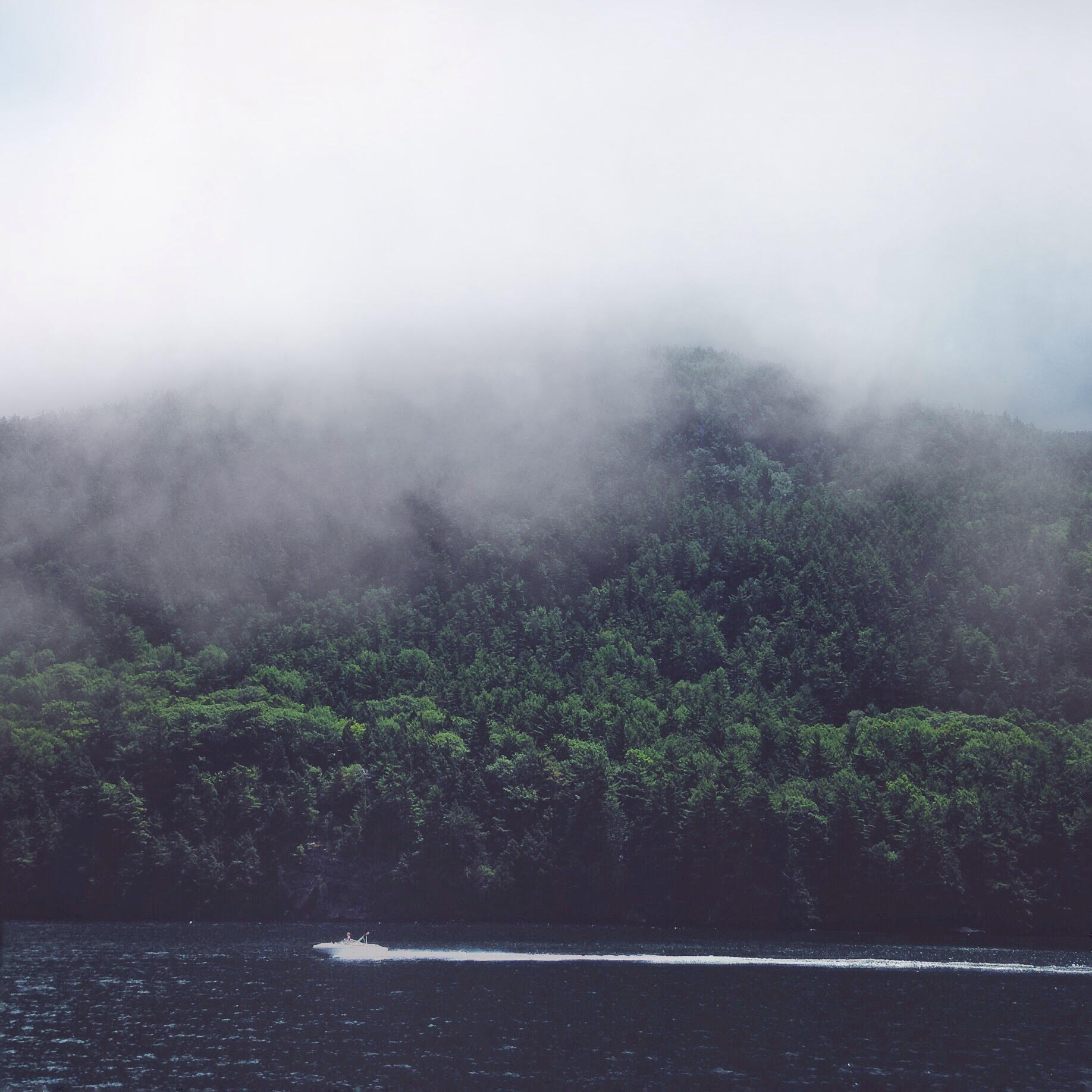 Lake George, 2015