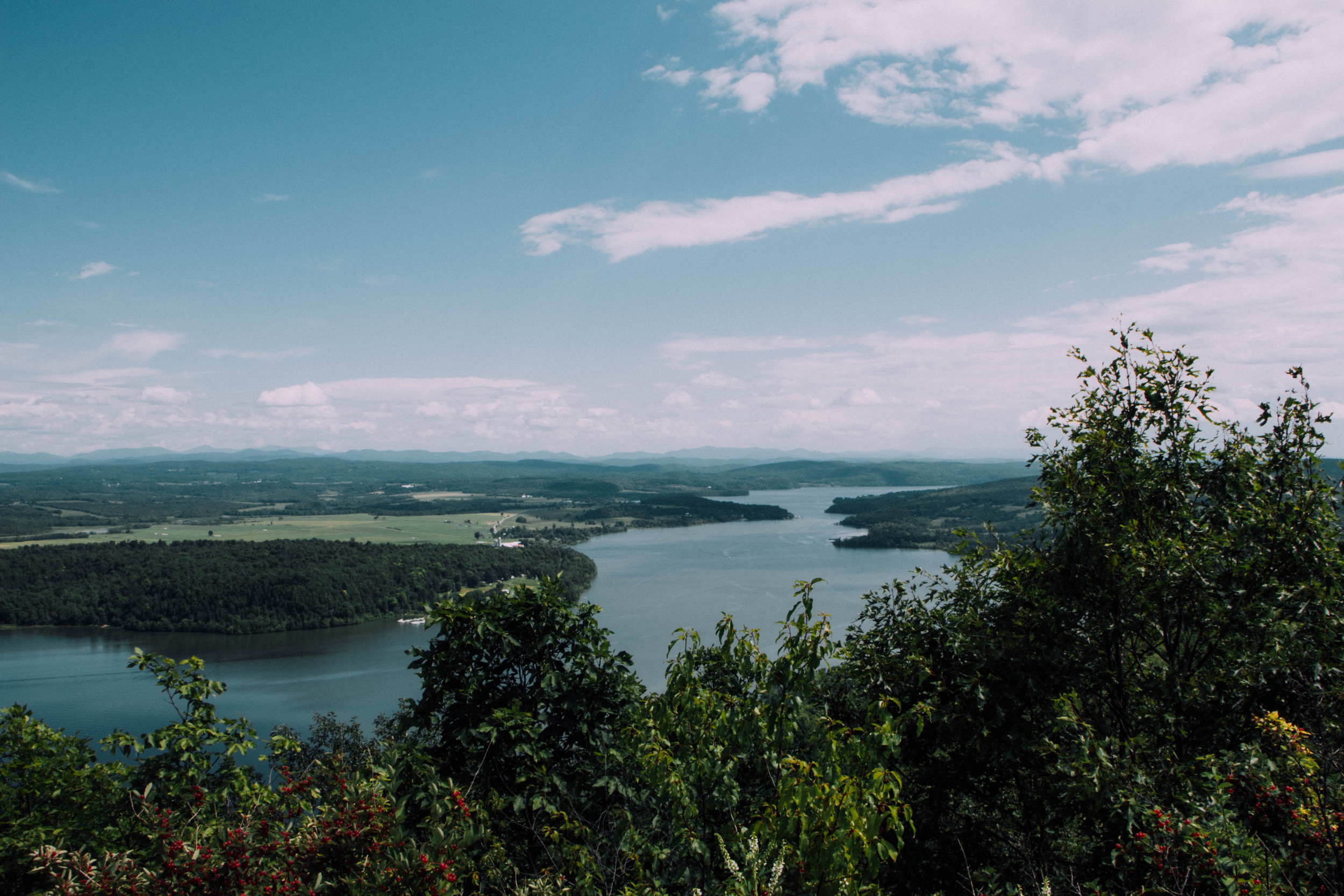 Views from Mount Defiance, 2015