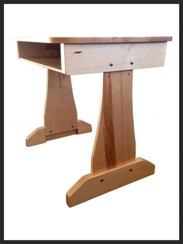 Single Adjustable Desk