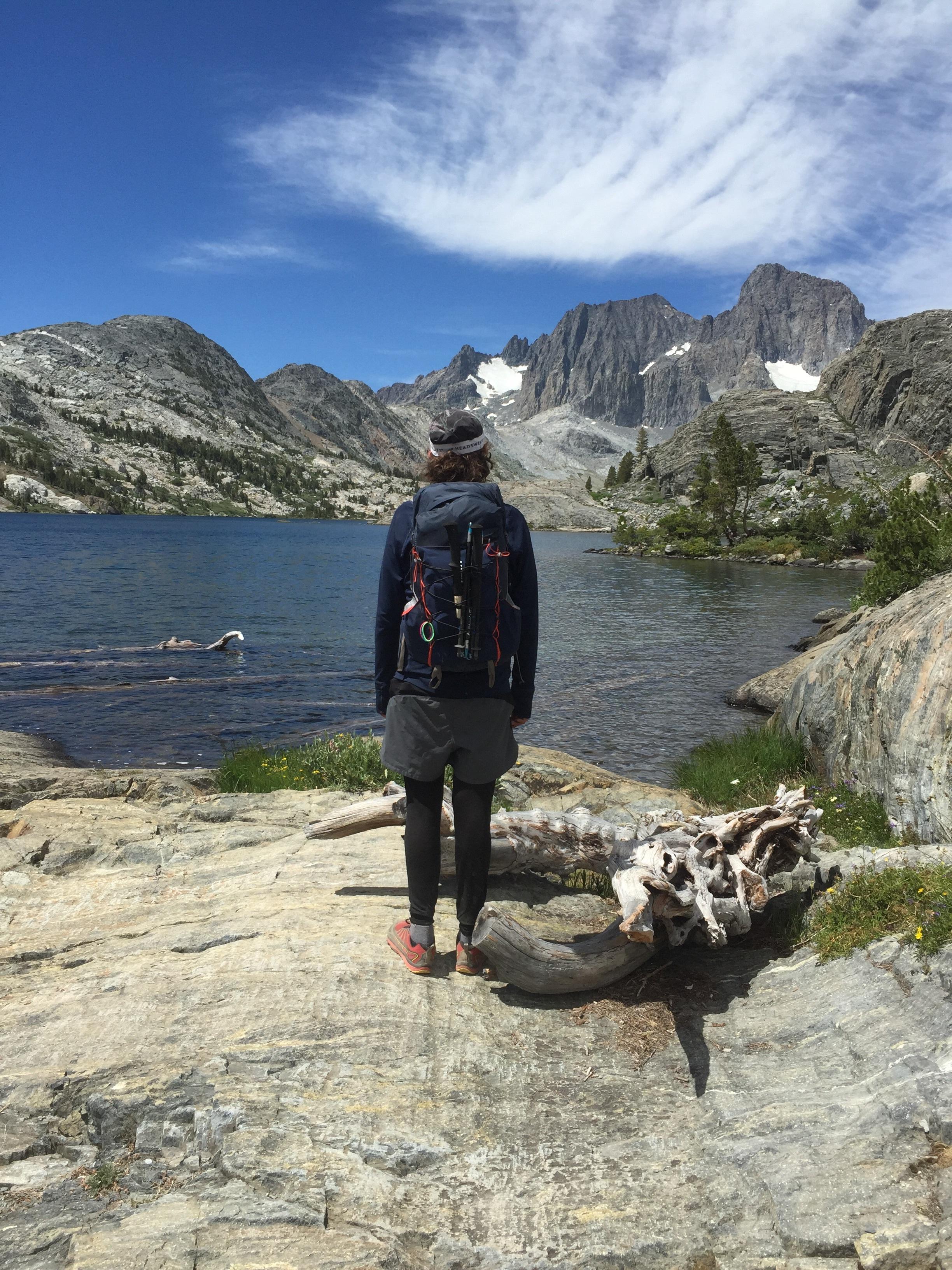 In the Sierras. The true test.