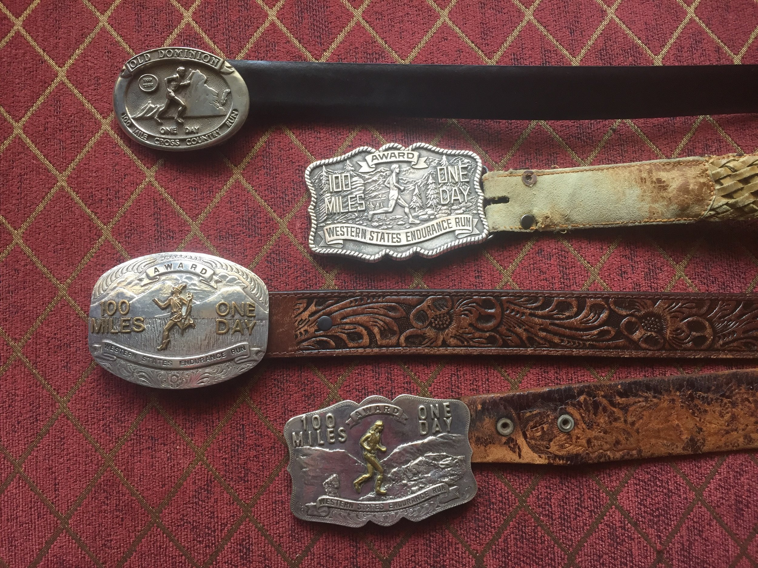 Ted's Buckles!