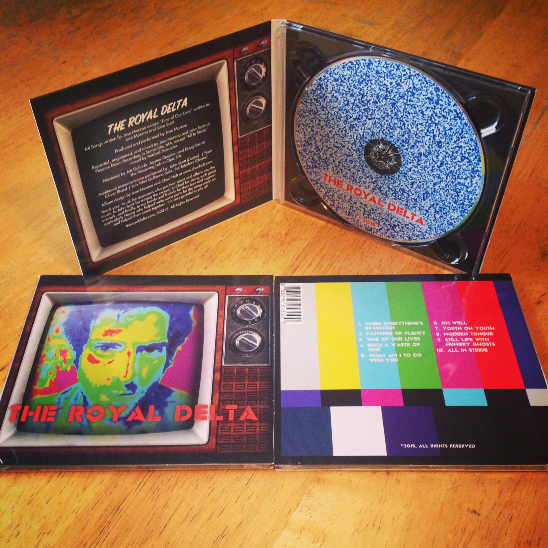 Royal Delta Debut CD Picture.JPG