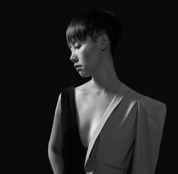 Photography by Attic Floc  Hair designed by An-Nhi T  Produced by Sassoon Academy San Francisco
