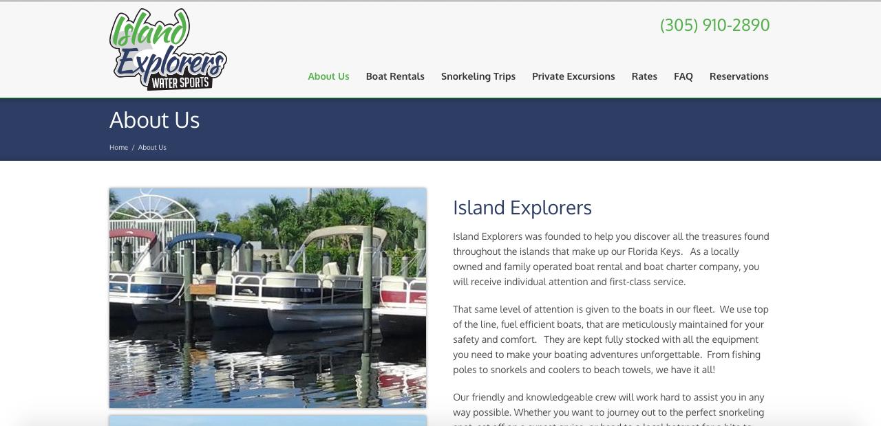 Client: Island Explorers
