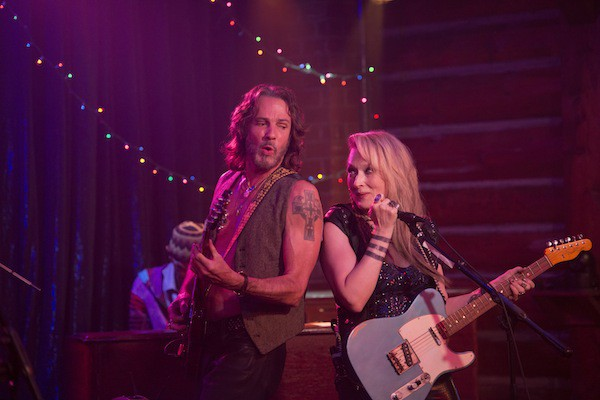 Ricki and Greg - via Tristar Pictures