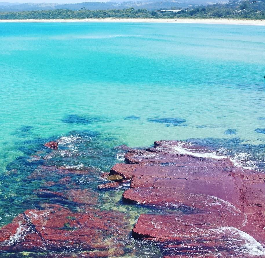 Merimbula beaches are idyllic!