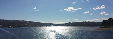Merimbula in the Bega Valley. Tough place to live, work and connect!