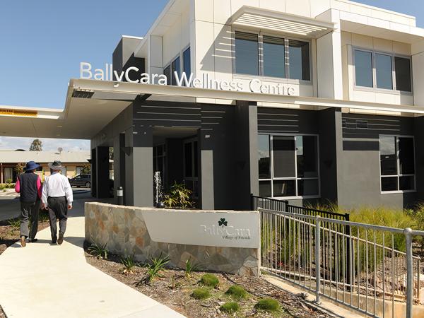 Ballycara Wellness Centre in Scarborough, Brisbane.
