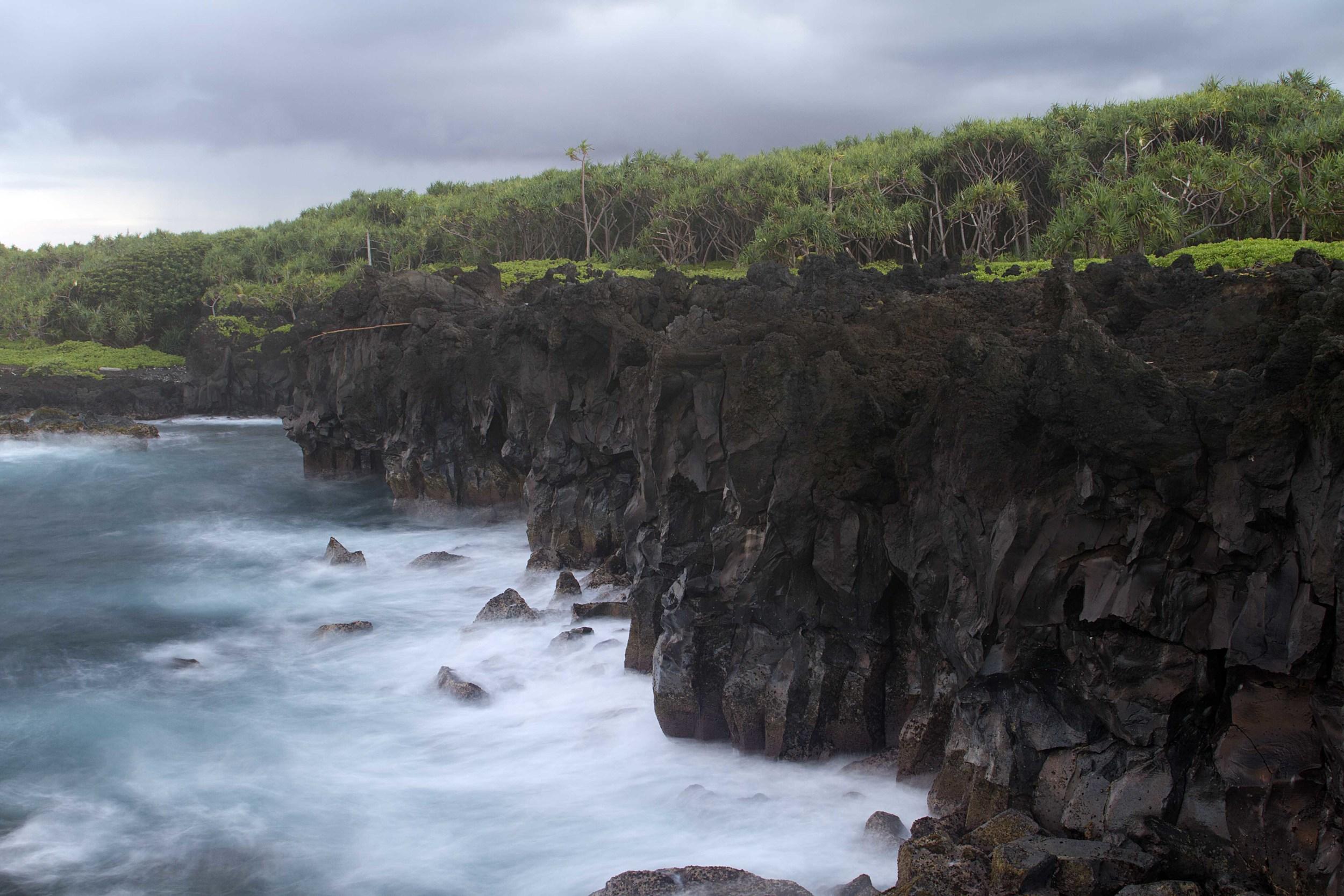 The Cliffs Edge