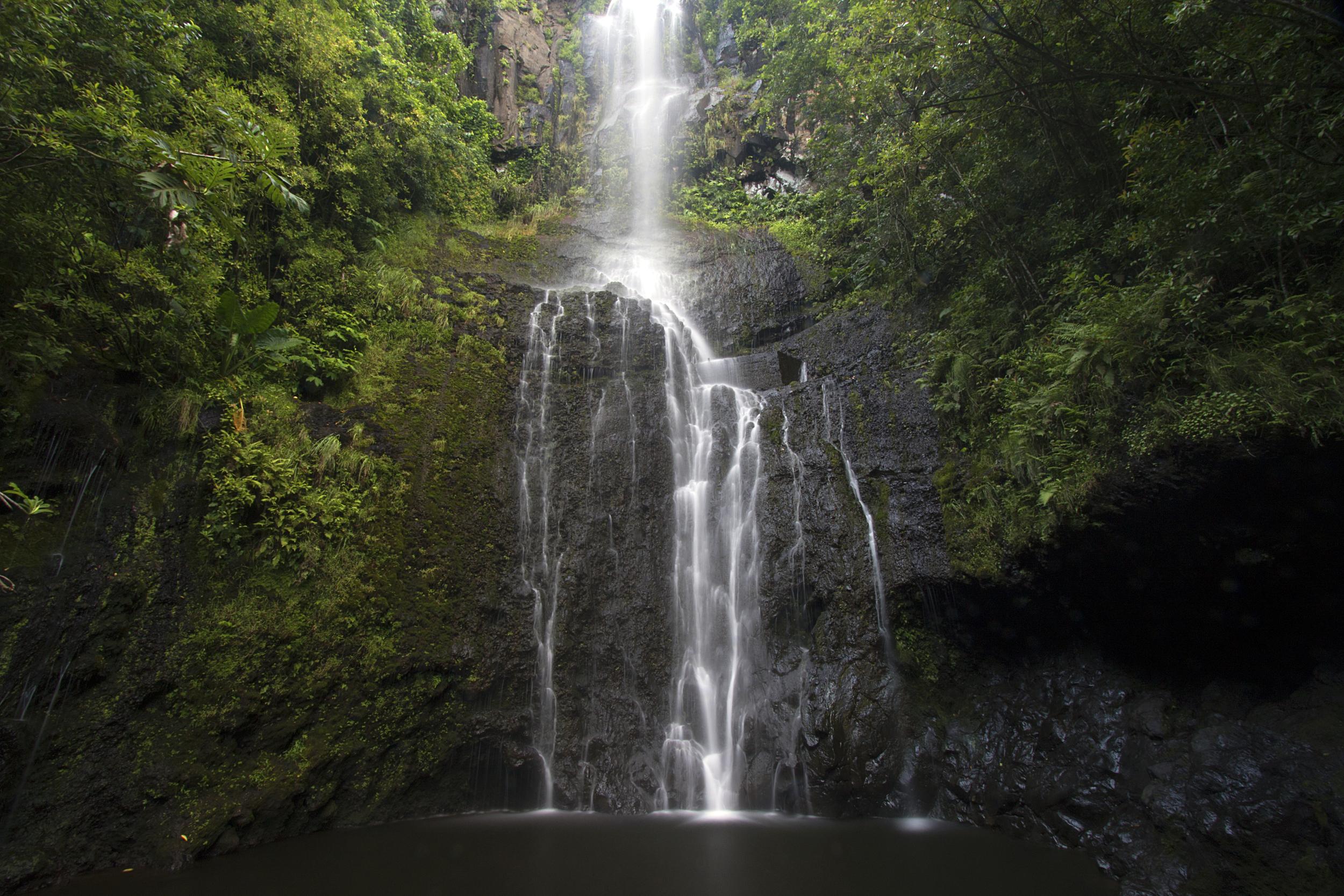 Maui Falls